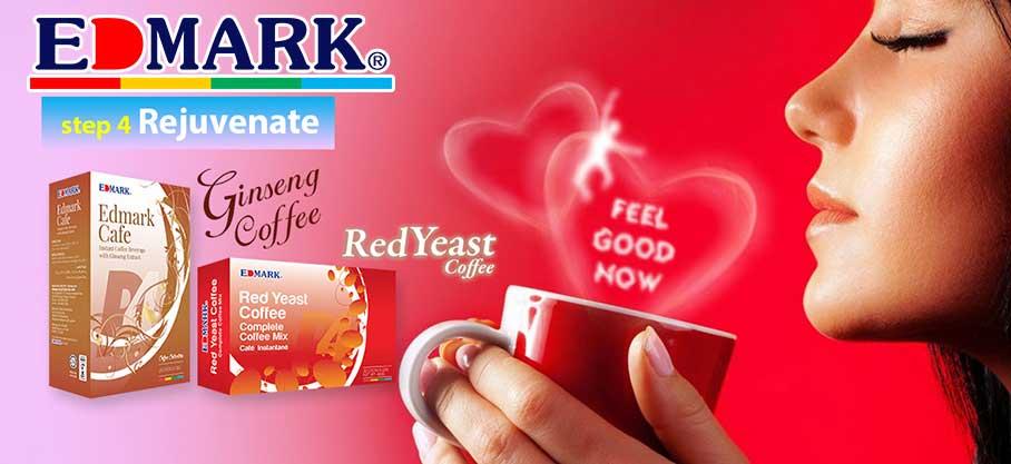 قهوة الرغوة الحمراء
